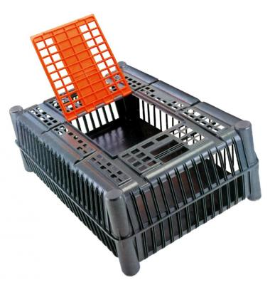 Box for poultry transport - ANIM. 9-488